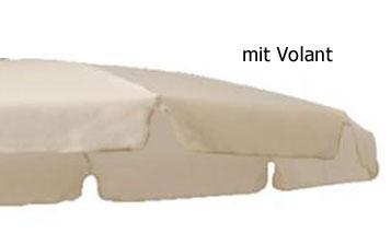 mit Volant